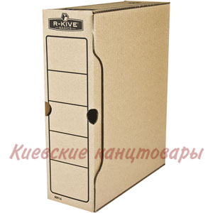 Папка-бокс Fellowes R-Kive Basics100 мм картон