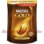Кофе растворимыйNescafe Gold230 г в пакете