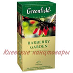 Чай черныйGreenfield Barberry Garden25 пакетов х 1,5 г