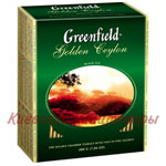Чай черныйGreenfield Golden Ceylon100 пакетов х 2 г