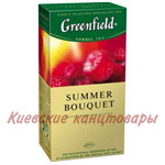 Чай травянойGreenfieldSummer Bouquet 25 пакетов х 1,5 г
