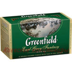 Чай черныйGreenfield Earl Grey Fantasy25 пакетов х 2 г